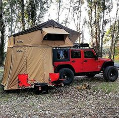 Shasta Extended Vestibule is a 2 person tent that gives - Tents - Ideas of Tents - The Mt. Shasta Extended Vestibule is a 2 person tent that gives Jeep Jk, Jeep Rubicon, Jeep Truck, Jeep Wrangler Unlimited, Jeep Wrangler Accessories, Jeep Accessories, Camping Accessories, Top Tents, Roof Top Tent