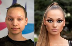 The Transformational Power of Make-Up