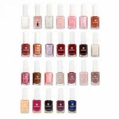 Nailine esmaltes de uñas varios colores