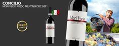 Concilio Mori Vecio Rosso Trentino DOC - http://weinblog.belvini.de/concilio-mori-vecio-rosso-trentino-doc