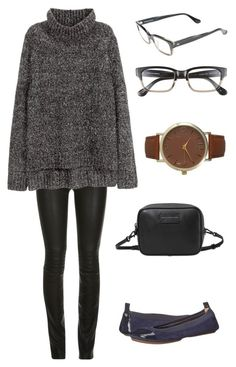 """"" by inggar on Polyvore featuring H&M, Yosi Samra, Marc by Marc Jacobs, Corinne McCormack and Olivia Pratt"
