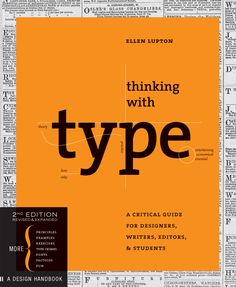Our all-time best selling book is now available in a revised and expanded second edition. Thinking with Type is the definitive guide to using typography in visual communication, from the printed page to the computer screen. This revised edition includes forty-eight pages of new content, including the latest information on style sheets for print and the web, the use of ornaments and captions, lining and non-lining numerals, the use of small caps and enlarged capitals, as well as information…