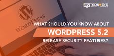 What should you know about WordPress Release Security Features? Website Status, Control Panel, Web Development, Insight, Icons, Thoughts, Words, Symbols, Ikon