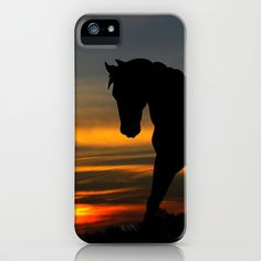 The+Horse+iPhone+Case+by+Tine+✿+NOVEMBERKIND+-+$35.00