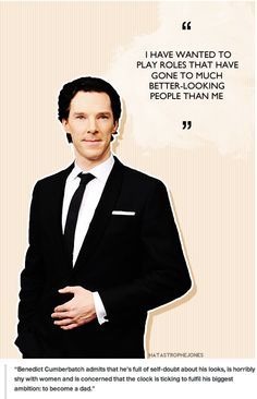 Awww <3 As if I needed yet another reason to adore this man.
