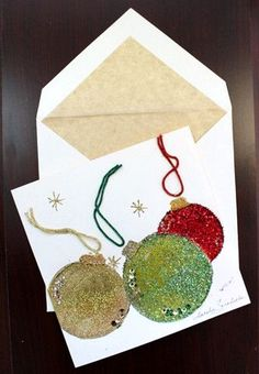 Creative DIY Christmas Card Ideas 2016 If you're a regular visitor of this page, I'm sure you've seen our Handmade Christmas Cards and Best DIY Christmas Cards Ideas , there are tons of amazing holiday greeting card samples on both compilations that…