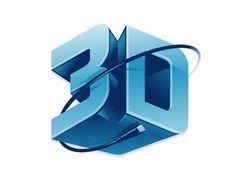 INSPIRING COLLECTION OF 3D LOGO DESIGN IDEAS