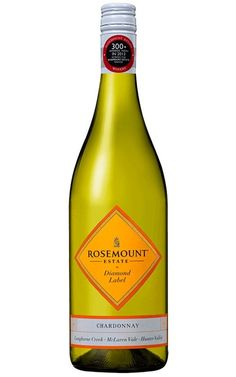 Rosemount Diamond Label Chardonnay South Eastern Australia #RosemountWines #Chardonnay #whitewine #wine #Australia #Justwines (click on bottle image for tasting notes) Bbq Prawns, Online Shopping, Just Wine, Bottle Images, Ely, Pinot Noir, White Wine, Wines, Wine Australia