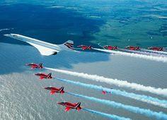 Concorde, el avión supersónico | COSAS ÚNICAS