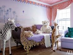 Traditional Children\'s Room by McGeehan Design Inc. and Jaklitsch/Gardner  Architects in New York, New York