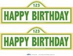 5 Best Images of Sesame Street Party Printables Free - Elmo Birthday Printables Free, Sesame Street Party Printables and Sesame Street Birthday Party Free Printables Kids Birthday Themes, Elmo Birthday, 2nd Birthday Parties, Baby First Birthday, Happy Birthday, Football Birthday, Sesame Street Signs, Sesame Street Party, Sesame Street Birthday