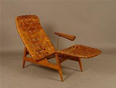 Arne Vodder easy chair