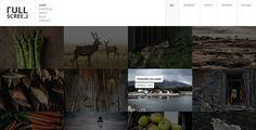 Fullscreen - Photography Portfolio Drupal Theme CMS Themes / Drupal / Creative / Photography by symphonythemes