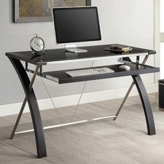 Bestar Hampton Corner Computer Desk L I H 113 Desks Pinterest And Gaming