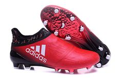 reputable site 9378a a9ee1 Adidas X PureChaos Red Limit FG Football Boots ( Red Core Black White)  The new Adidas X PureChaos soccer boots combine black, red and white - a  classic ...