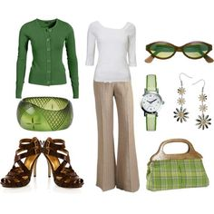 More green! I think I am a little obsessed! With all of these, I could wear green everyday!