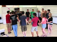 ▶ Rob Amchin—University of Louisville—Polish Welcome song - YouTube. Great song for the beginning of the year.  It even has a section for echoing rhythms using body percussion.