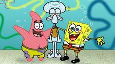 SpongeBob SquarePants (conhecido como Bob Esponja Calça Quadrada no Brasil e comumente referid...