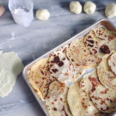 Sweet Potato Lefse (AIP Paleo Breads) | She Flew the Coop