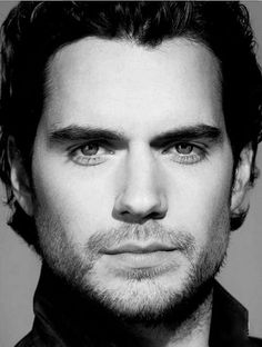 Image result for henry cavill black and white
