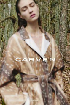 COUP DE FOUDRE: Carven F/W 2013 Campaign