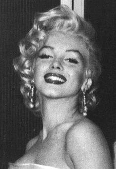 May 13, 1953: Marilyn Monroe at Walter Winchell's birthday party held at Ciro's Nightclub in Hollywood.