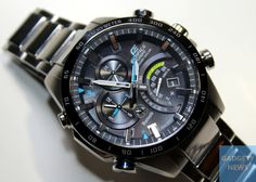 What makes a smart watch smart? I have been living with the latest from Casio, the Edifice EQB-501XDB-1AER, to see if it makes the grade.Smart watches. We expect them to tell us how healthy we are (or not), pass on messages and even get us back on track when we ...