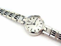 Armbanduhr+ZART+70er+Vintage+Uhr+modern+schlicht+von+Mont+Klamott+-+seltene+Vintage+Einzelstücke:+Liebzuhabendes,+Verspieltes,+Tickendes,+Klunkerndes,+Zauberhaftes,+Antikes,+Kurioses,+Schmuck+&+Uhren++auf+DaWanda.com