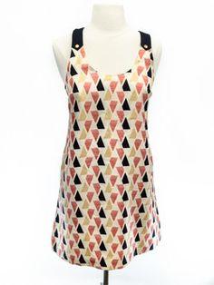 Lauren Moffatt Size 2 Cream Sleeveless Dress