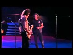 The Rolling Stones with Eddie Vedder - Wild Horses (Live). You just want Mick Jagger to shut up so you can hear Ed!