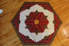 I've used this pattern and made 2 tree skirts, need to soon make a couple or so more.