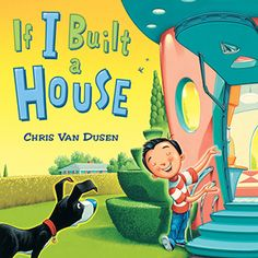 stem picture books for kids if i built a house