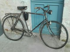 Velo ancien annees 1900 v locip de pinte for Garage velo paris