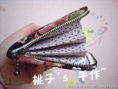 Angry to tutorial it!  <Wbr> accordion pleats purse detailed tutorial <wbr> Illustrated <wbr> ......