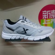 ac0907dd408 New Fashion Men's Breathable Sports Casual Athletic Sneakers Shoes Running  Shoes