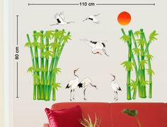 Wall Stickers Wall Decals 9846