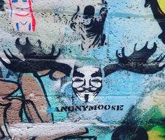 #anon #anonymous #Melbourne #melbournstreetart #streetart #streetartmelbourne # by beaves82
