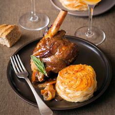Répandez une pluie d'étoiles dans vos assiettes avec notre sélection de recettes de chefs. De l'entrée au dessert, ils vous ont concocté des mets chics et raffinés...