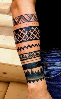 Bras de tatouage - Brenda O. - Bras de tatouage – Brenda O. Tribal Forearm Tattoos, Forarm Tattoos, Tribal Tattoos For Men, Tribal Sleeve Tattoos, Best Sleeve Tattoos, Leg Tattoos, Body Art Tattoos, Maori Tattoo Arm, Tribal Band Tattoo