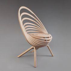 Fauteuil Octave  #Zelip #AdrienAncel #Design #Fauteuil #Estampille52