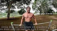 Começa agora a mais nova séries de tutorias do Calistenia Brasil , Nós iremos lhe ensinar do básico ao avançado passo a passo como conseguir fazer os exercíc...