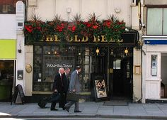 Old UK pubs