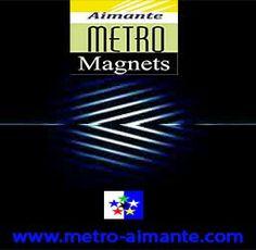Metro Aimante: Metro Aimante magnetic electromagnetic high tech p.