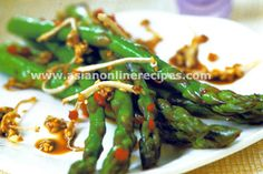 Thai Asparagus Recipe