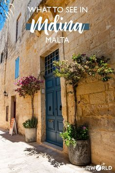 What to see in Mdina, Malta - Wandering the World Places In Europe, Places To Travel, Travel Destinations, Travel Deals, Travel Hacks, Travel Essentials, European Destination, European Travel, European Tour