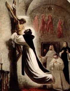 St. Martin de Porres, deeply in love with Our Lord, was known for unusual spiritual gifts, even that of levitation while immersed in prayer.