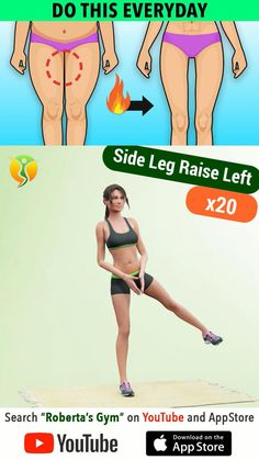Body Weight Leg Workout, Lose Fat Workout, Full Body Gym Workout, Gym Workout Videos, Gym Workout For Beginners, Fitness Workout For Women, Gymnastics Workout, Thigh Gap Exercise, Stay Focused