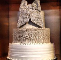 Sugarveil Cake By Casal Garcia