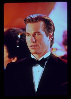 oh val kilmer... When he was young