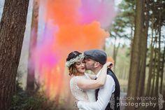 Image result for smoke wedding photography